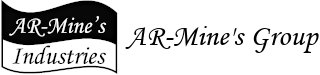 A R Mine's Industries Logo
